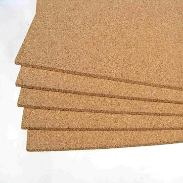 Cork sheet 20mm