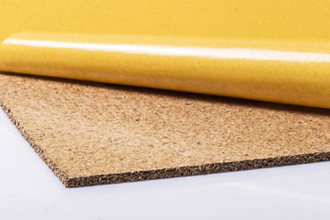 Self-adhesive cork sheet 6mm