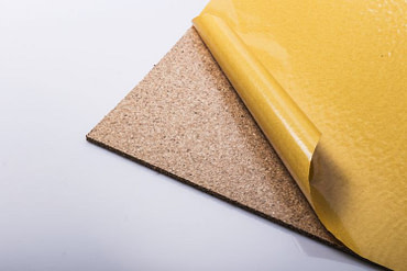 Self-adhesive cork board 9 mm