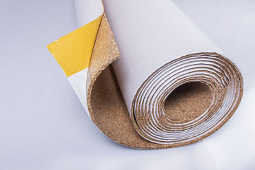 Self-adhesive cork roll 4mm (15m)