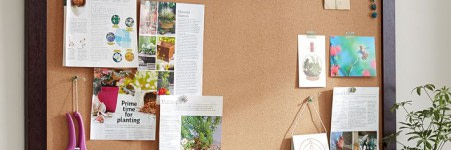 Cork boards for the office and not only
